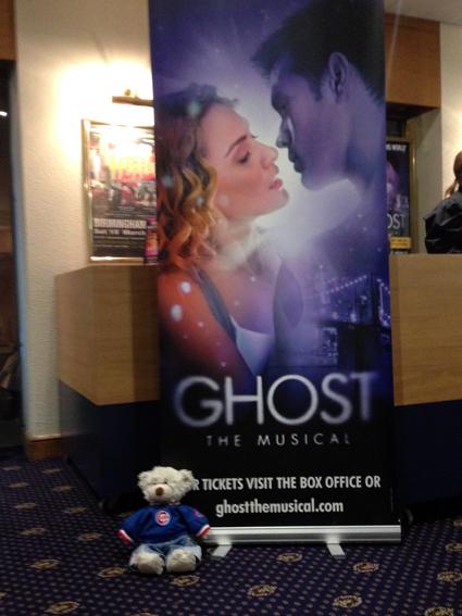 Ghost in Birmingham