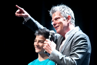 David Foster in Singapore