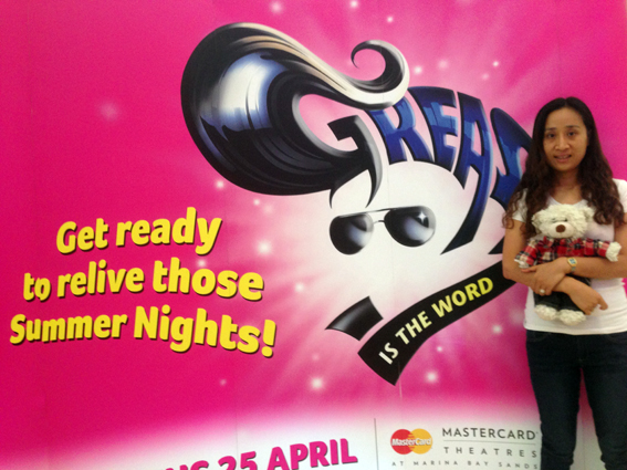 Grease in Singapore