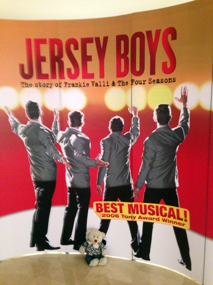 Jersey Boys in Singapore