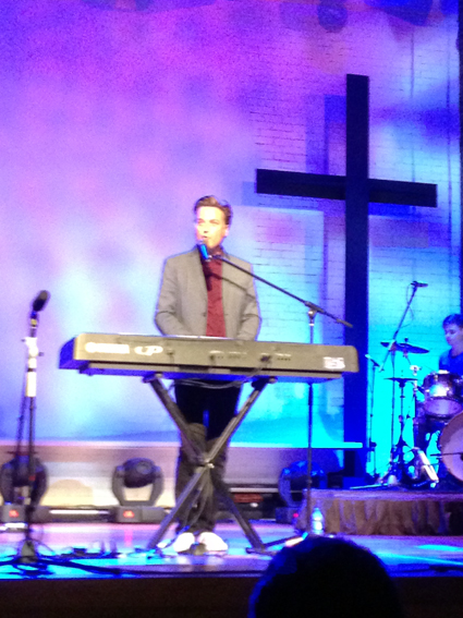 Michael W Smith in Singapore