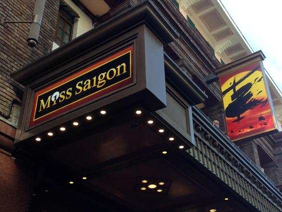 Miss Saigon in London