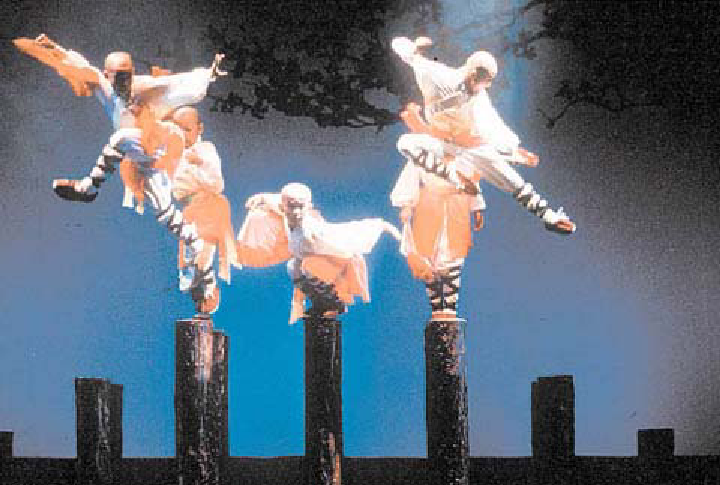 Shaolin Monks 1
